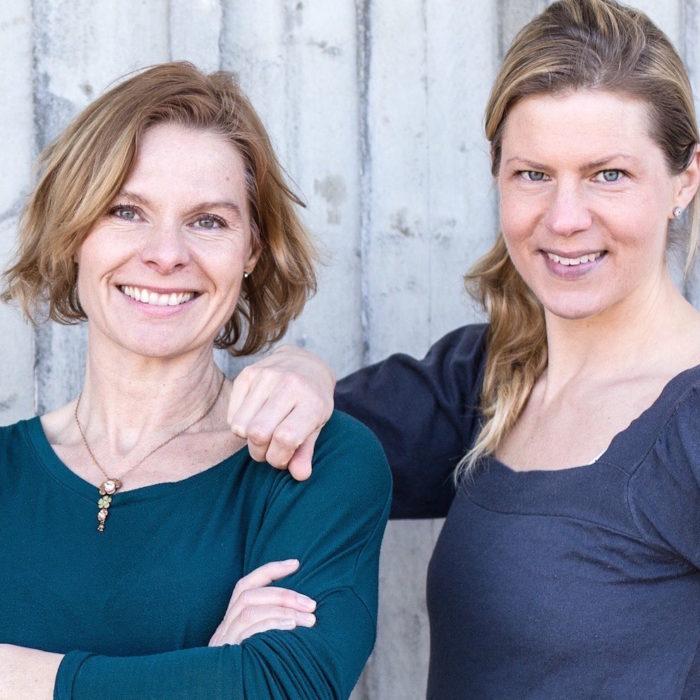 Boel och Ann-Sofie