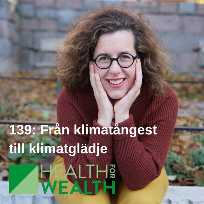 Emilia Arvidsson - klimatglädje