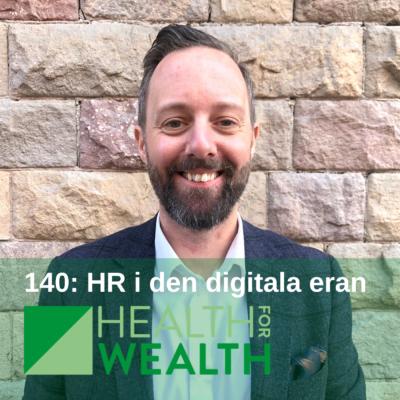 140: HR i den digitala eran