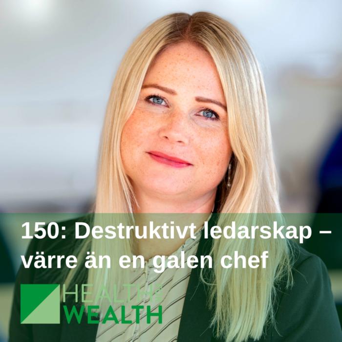 Destruktivt ledarskap - Maria Fors Brandebo