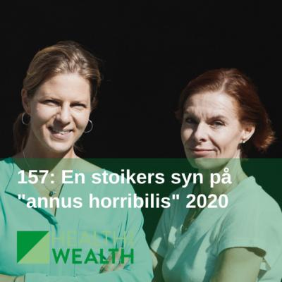 """157: En stoikers syn på """"annus horribilis"""" 2020"""
