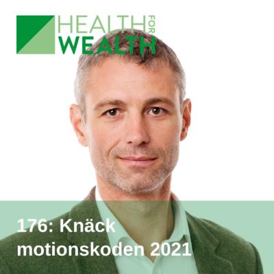 176: Knäck motionskoden 2021