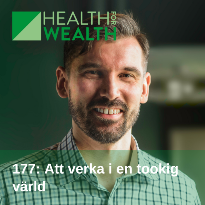 177 - Att verka i en tookig värld - Leif Denti