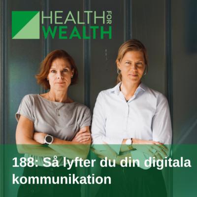 188: Så lyfter du din digitala kommunikation