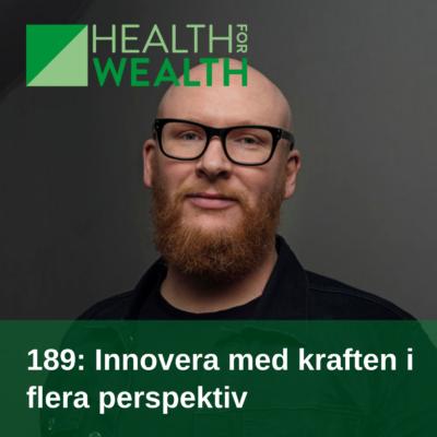 189: Innovera med kraften i flera perspektiv