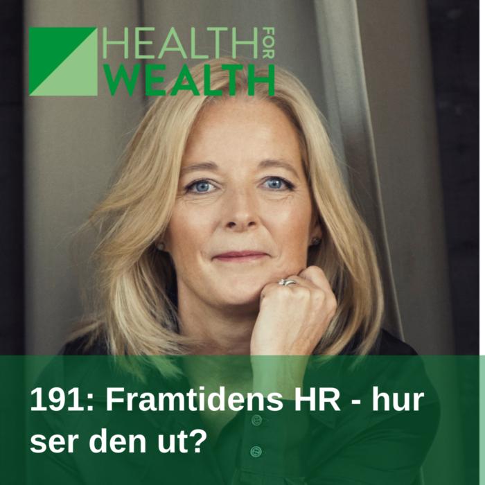 191: Framtidens HR - hur ser den ut?
